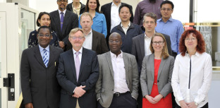 Third Expert Group Workshop on Fisheries and Oceans