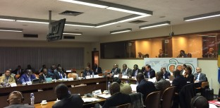 E15 Initiative Session at the ACP Trade Ministers Meeting