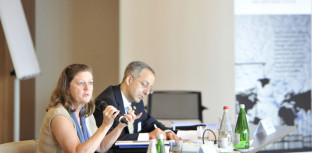 Second Expert Group Workshop on Finance and Development